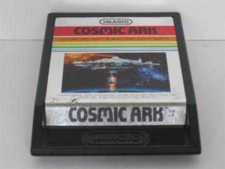 Cosmic Ark - Atari 2600 Game