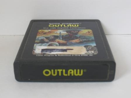 Outlaw (pic label) - Atari 2600 Game