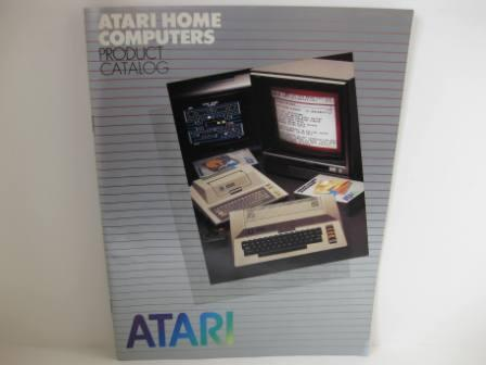 Atari Home Computers Product Catalog 1982 - Atari 2600 Manual