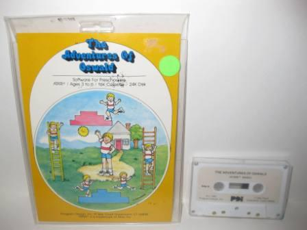 The Adventures of Oswald (Cassette) (CIB) - Atari 400/800 Game