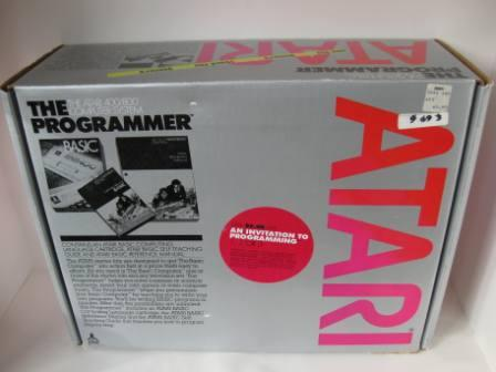 The Programmer for Atari 400/800 w/ Basic, Guides, Manuals (CIB)