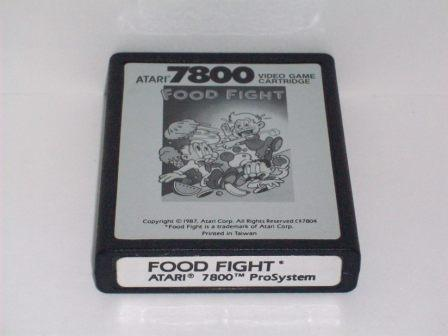 Food Fight - Atari 7800 Game