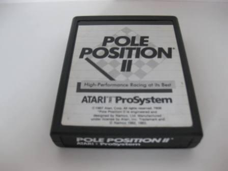 Pole Position II - Atari 7800 Game