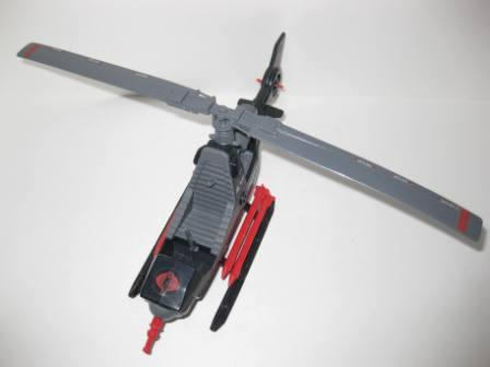Cobra F.A.N.G. (a Fully Armed Negator Gyrocopter) - G.I. Joe