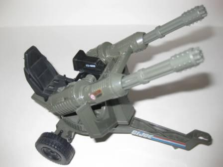 Twin Battle Gun Whirlwind (1983) - G.I. Joe