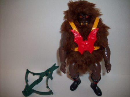 Grizzlor (Dark Face Variant) - He-Man