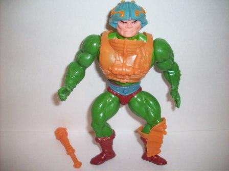 Man-at-Arms - He-Man