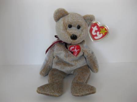 3f6f03a23a6 1999 Signature Bear - Beanie Baby