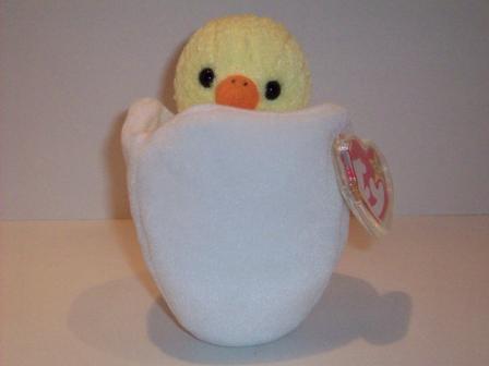 cef32b1f605 Eggbert - Beanie Baby