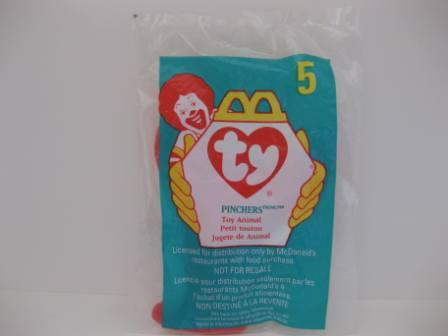 1998 McDonalds - #5 Pinchers - Teenie Beanie