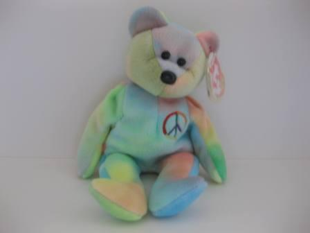 Peace (variation 3) - Beanie Baby