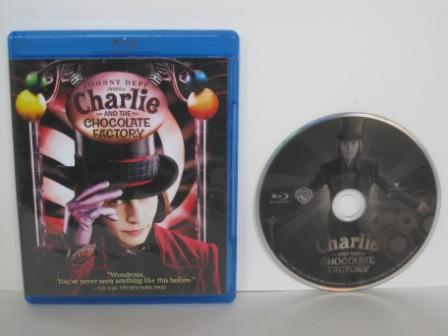 Charlie and the Chocolate Factory - Blu-ray