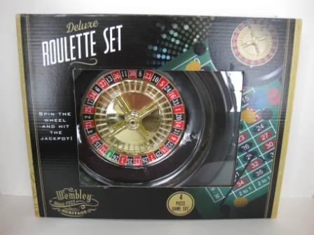 Deluxe Roulette Set (SEALED)