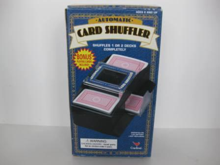 Automatic Card Shuffler (2002) - Board Game