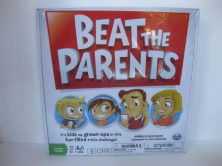 Beat the Parents (SEALED) - Board Game