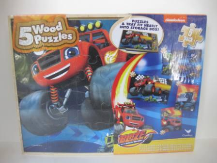 Blaze and the Monster Machines Puzzle (SEALED)