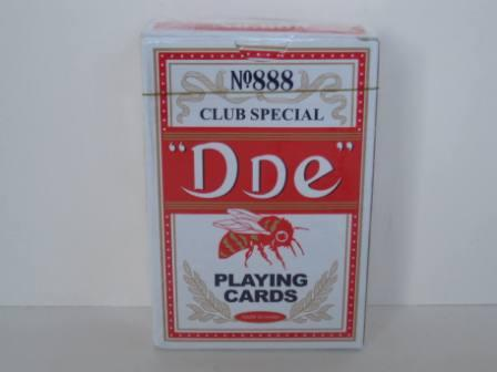 DDE Playing Cards (SEALED)