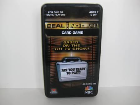 Deal or No Deal Card Game (CIB)