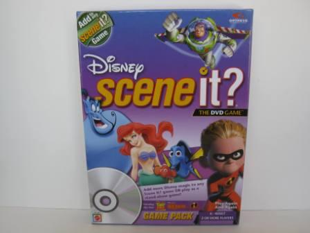 Disney Scene It? The DVD Game Game Pack (2006) (SEALED) - Board
