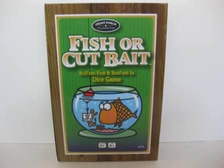 Fish or Cut Bait (2013) - Board Game