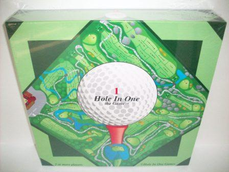 Hole in One the Game (1998) (SEALED) - Board Game
