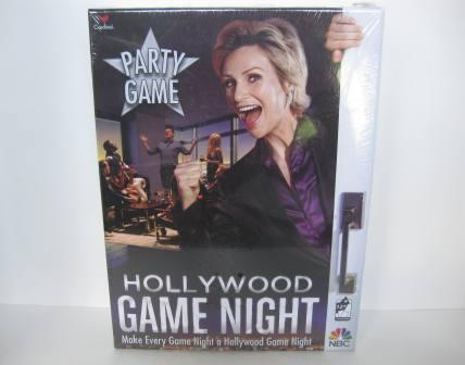 Hollywood Game Night (SEALED) - Board Game