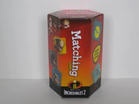 Incredibles 2 Matching Game (SEALED) - Board Game