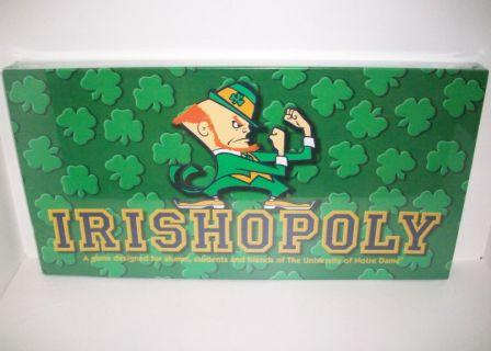 Irishopoly (Monopoly Style Game) (SEALED) - Board Game