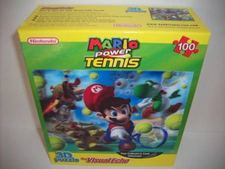 Mario Power Tennis 100 Piece 3D Puzzle - Puzzle