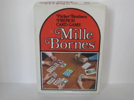 Mille Bornes (1971) (CIB) - Board Game
