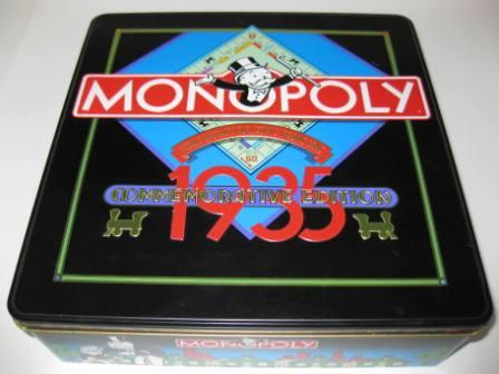 Monopoly 1935 Commemorative Edition - Board Game
