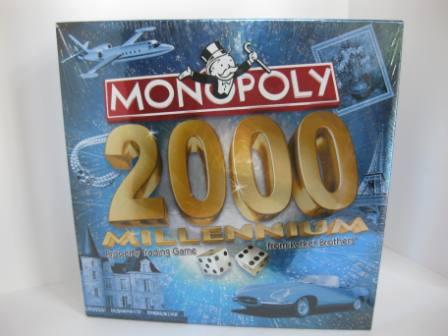 Monopoly 2000 Millennium (1999) (SEALED) - Board Game
