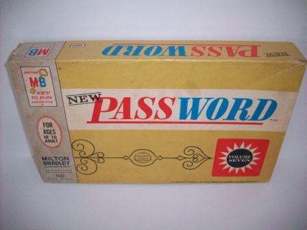 Password - Volume 7 (1966) - Board Game