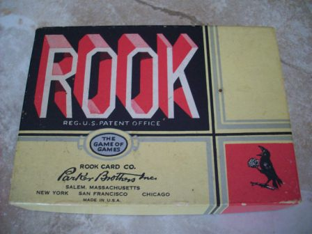 Rook (1936) Card Game (CIB)