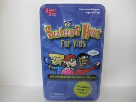 Scavenger Hunt for Kids (2007) (SEALED) - Board Game