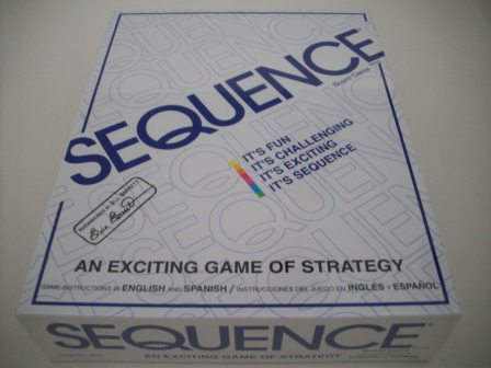 Sequence (1995) (SEALED) - Board Game
