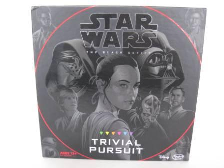 Star Wars The Black Series Trivial Pursuit (2016) - Board Game