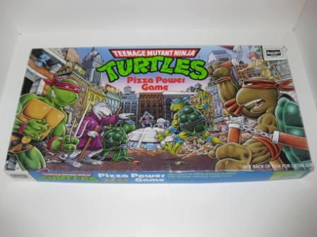 TMNT Pizza Power Game (1987) - Board Game