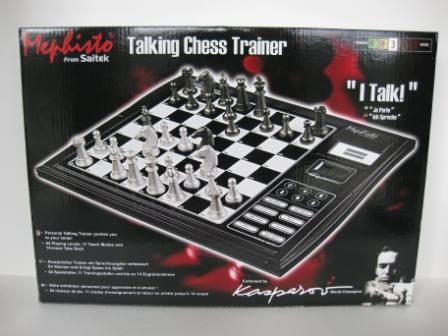 Mephisto Talking Chess Trainer Level 3 (SEALED) - Board Game
