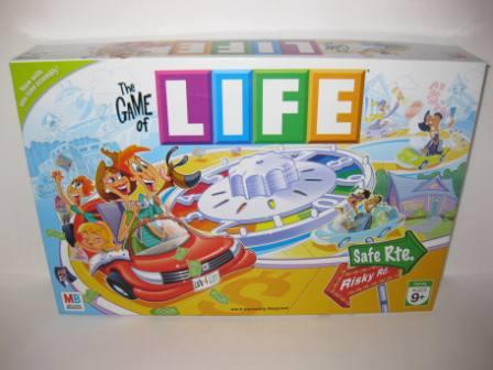 The Game of Life (2007) - Board Game