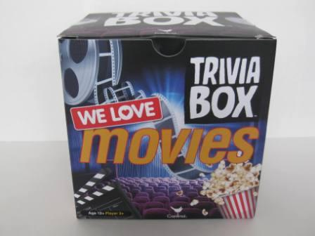 We Love Movies Trivia Box (2017) (CIB)