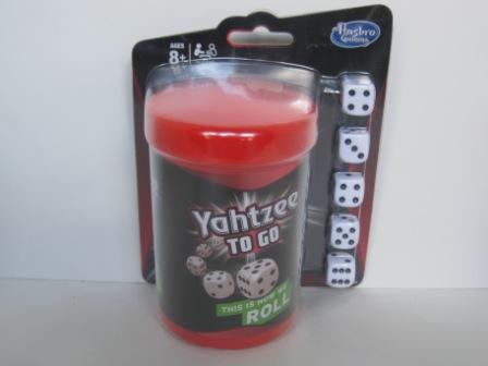 Yahtzee to Go (2014) (SEALED) - Board Game