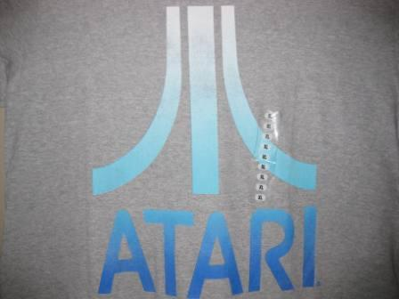 Atari (Grey) - XL Shirt