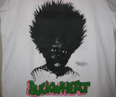 Buckwheat Shirt (Expressions Unlimited 1987) - L Shirt