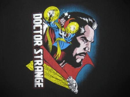 Doctor Strange (Black) - XL Shirt