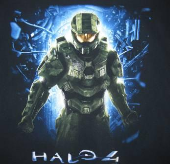 Halo 4 - XL Shirt