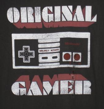 Nintendo (NES) Original Gamer - XL Shirt