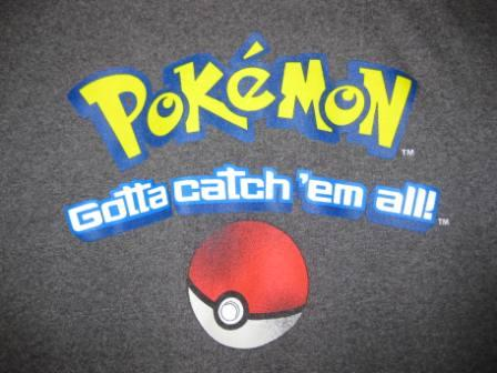 Pokemon Gotta Catch 'Em All! - 2XL Shirt