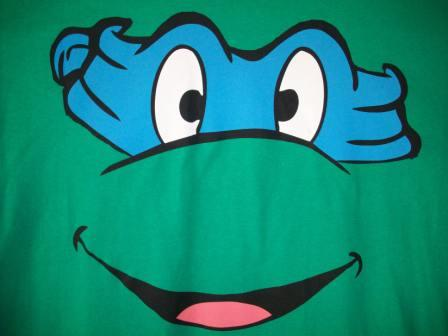 Teenage Mutant Ninja Turtles (TMNT) Leonardo - L Shirt