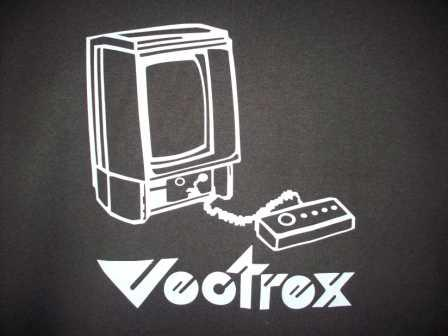 Vectrex System - XL Shirt